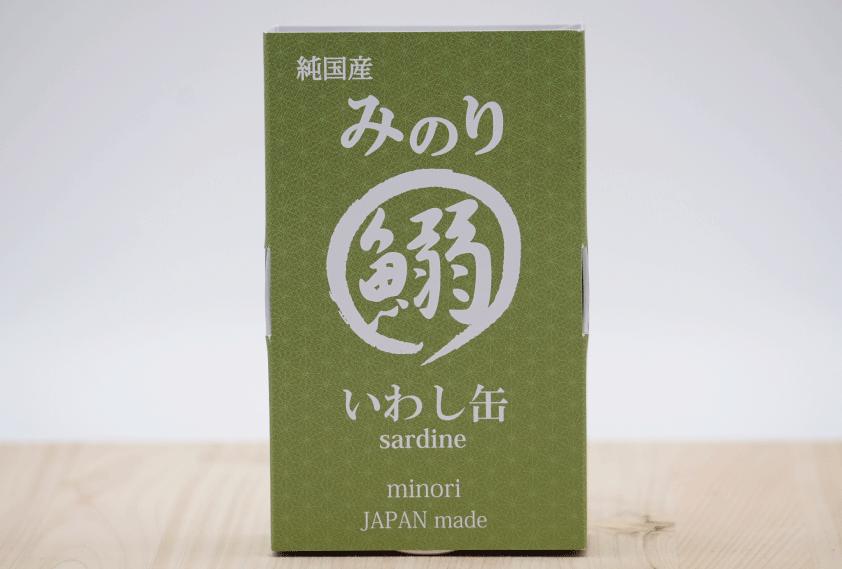 みのり 純国産いわし缶 100g